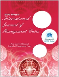 MERC Global's International journal of Management Cases